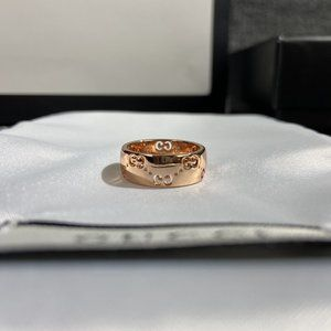 GUCCI         Rings  SIZE    7